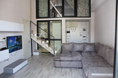 For Rent 100 sq.m. Apartment in Mitskevichi st.