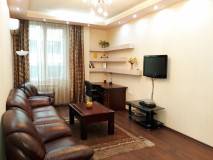 Kiralık 90 m² Apartman Dairesi in Paliashvili st.