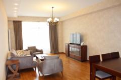 For Rent 135 sq.m. Apartment on Ir. Abashidze st.