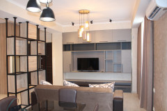 For Rent 88 sq.m. Apartment  in Vake dist.