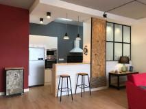 Kiralık 165 m² Apartman Dairesi in Tskneti highway
