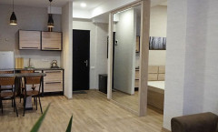 For Rent 42 sq.m. Apartment in I. Chavchavadze Ave.