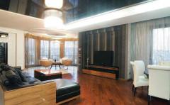 For Rent 300 sq.m. Apartment in Kostava st.
