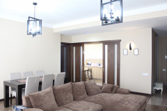 For Rent 130 sq.m. Apartment  in Saburtalo dist.
