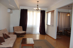 For Rent 138 sq.m. Apartment in I. Chavchavadze II blind alley