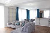 For Rent 124 sq.m. Apartment on Ir. Abashidze st.