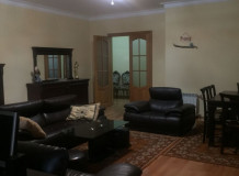For Rent 130 sq.m. Apartment in Janashia st.