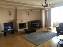 For Rent 196 sq.m. Apartment in I. Chavchavadze Ave.