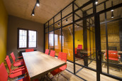 ქირავდება  საოფისე ფართი, ავეჯით საბურთალოზე, ს.ჩიქოვანის ქუჩაზე.  ოფისში რემონტი შესრულებულია ვინტაჟურ სტილში, ინოვაციური ელემენტების გამოყენებით. Office space for rent in the furnished condition in Saburtalo district, on Chikovani street.  Renovation in the office is made in a vintage style, with a mixture of innovative elements. Сдается офисное помещение в мебелированном состоянии в районе Сабуртало, На ул. Чиковани.  Ремонт в офисе выполнен в винтажном стиле, с примесью инновационных элементов.