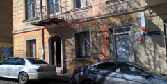 For Rent 60 sq.m. Commercial space in Br. Kakabadze st.