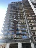 იყიდება მინდელი - პოლიტკოვსკაიას კვეთაზე, 'არქი'- ს ახალაშენებულ კორპუსში 98 კვ.მ ფართობის ბინა მწვანე კარკასის მდგომარეობაში. ბინა მდებარეობს 13 სართულზე;