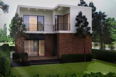 ქირავდება 168 კვ.მ. საკუთარი სახლი ლისის ტბაზე