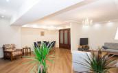 Kiralık 138 m² Apartman Dairesi in Kipshidze st.