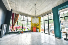 For Rent 130 sq.m. Commercial space in E. Amashukeli st.