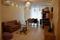 Satılık 52 m² Apartman Dairesi in Cholokashvili st.