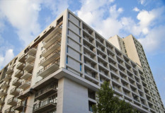 For Sale 151 sq.m. Apartment in S. Tsintsadze st.