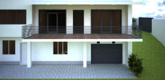 For Rent 200 sq.m. Private house in E. Amashukeli st.