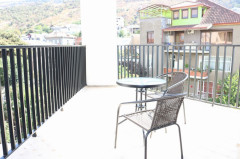 Newly renovated apartment for rent in Vake, very prestigious building. The apartment is very bright. The apartment has a large balcony and beautiful views.