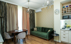 For Rent 50 sq.m. Apartment in Arakishvili st.