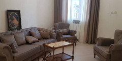 For Rent 110 sq.m. Apartment in Mitskevichi st.