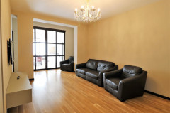 For Rent 89 sq.m. Apartment on Ir. Abashidze st.