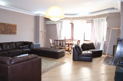 For Rent 300 sq.m. Apartment in Kipshidze st.