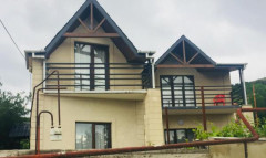 For Rent 180 sq.m. Private house  in Tkhinvali