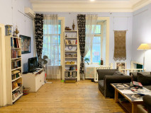 For Sale 100 sq.m. Apartment  in Sololaki dist. (Old Tbilisi)