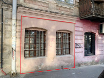 Продается 100 кв.м. Квартира на Мтацминда  (Старый Тбилиси)