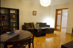 For Rent 110 sq.m. Apartment in S. Virsaladze st.