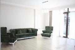 Недавно отремонтированная квартира в аренду в Ваке, в 2 минутах ходьбы от Ваке Парк Квартира очень светлая, в квартире качественная мебель и бытовая техника. Квартира находится в очень хорошем месте и является экологически чистой.
