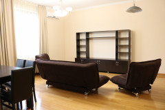 For Rent 121 sq.m. Apartment in I. Chavchavadze Ave.