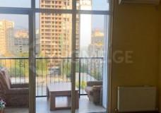 For Rent 47 sq.m. Apartment in S. Tsintsadze st.