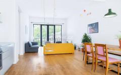 For Rent 186 sq.m. Apartment in Tsavkisi st.