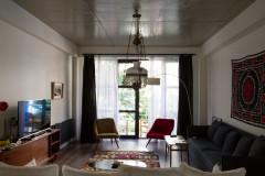 For Rent 140 sq.m. Apartment in Takaishvili st.