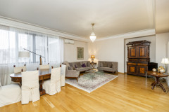 For Rent 182 sq.m. Apartment  in Vake dist.