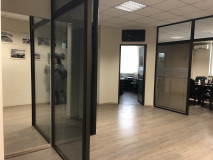 For Rent 200 sq.m. Office in Al. Kazbegi Ave.