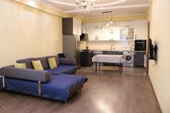 For Rent 88 sq.m. Apartment in  Shatberashvili st.