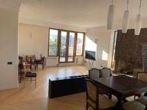 For Rent 350 sq.m. Apartment in Bazaleti st.