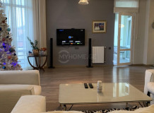 For Rent 150 sq.m. Apartment in Tskhvedadze st.