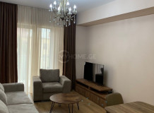 For Rent 75 sq.m. Apartment in Al. Kazbegi Ave.