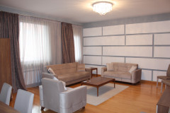 For Rent 328 sq.m. Apartment  in Vake dist.