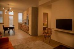 For Rent 93 sq.m. Apartment in Kuchishvili st.