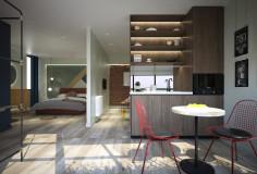 For Sale 40 sq.m. Apartment in Atoneli st.