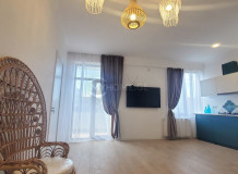 For Sale 45 sq.m. Apartment in Tskneti highway