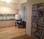 Kiralık 60 m² Apartman Dairesi in S. Tsintsadze st.