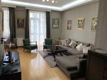 Satılık 125 m² Apartman Dairesi in I. Chavchavadze Ave.
