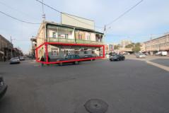 ქირავდება 345 კვ.მ. კომერციული ფართი ფიროსმანის ქუჩაზე