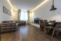 For Rent 70 sq.m. Apartment in S. Chiaureli st.
