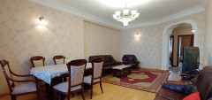 For Rent 135 sq.m. Apartment in Vazha-pshavela avenue